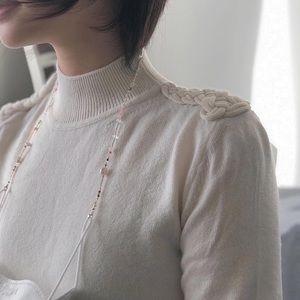 luxury mask necklace